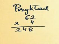 Jak mnożyć w pamięci liczby dwucyfrowe przez 4