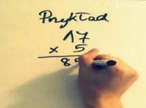 Jak mnożyć w pamięci liczby dwucyfrowe przez 5