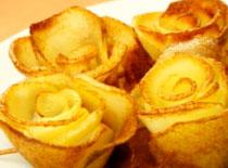 Jak zrobić różę z ziemniaków