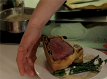 Jak przygotować Beef Wellington dla Ad Bustera