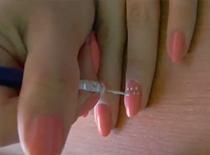 Jak zrobić kropki na paznokciach