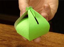 Jak zrobić ciekawe pudełeczko na drobne upominki