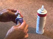 Jak zrobić skrytkę z puszki po bitej śmietanie