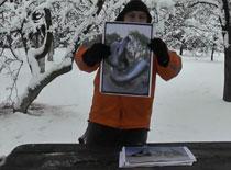 Jak tworzyć rzeźby ze śniegu - Henry Moore i jego styl
