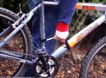 Jak zrobić uchwyt do przenoszenia roweru