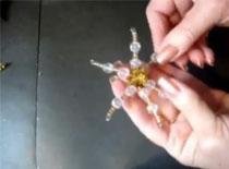 Jak zrobić gwiazdkowe ozdoby z koralików