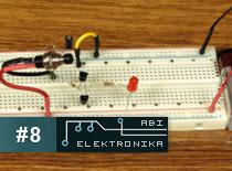 Jak zostać elektronikiem #8 - obwód czasowy