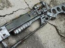 Jak zrobić karabin laserowy AER9 z gry Fallout 3 #2