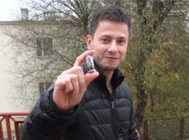 Pendrive Pretec i-Disk Bullet 32GB - testy wytrzymałościowe