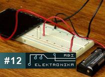 Jak zostać elektronikiem #12 - solarna ładowarka baterii