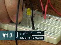Jak zostać elektronikiem #13 - solarna ładowarka ze wskaźnikiem