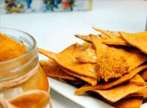 Jak zrobić chipsy tortilla z sosem