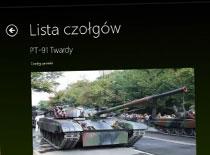 Jak poznać historię najlepszych czołgów świata dzięki Windows 8