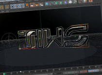 Jak zrobić intro z motywem roztrzaskanego tekstu w Cinema 4D