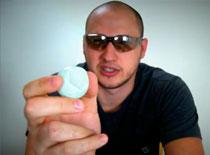 Jak wyprostować wgniecioną piłeczkę od ping ponga