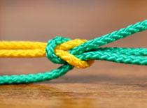 Jak wiązać węzeł refowy