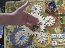 Jak grać w Tzolk'in: Kalendarz Majów