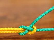 Jak wiązać węzeł szotowy