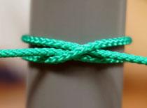 Jak wiązać węzeł wyblinka