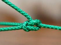 Jak wiązać węzeł ratowniczy