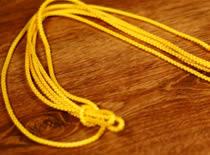 Jak wiązać węzeł skracający linę - pierwsza wersja