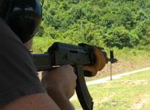 Jak wykonać iluzję z magazynkiem od AK-47