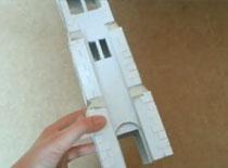 Jak zrobić makietę do gier bitewnych #7 Wieża Osgiliath