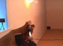 Jak zrobić wyrzutnię ognistych kulek