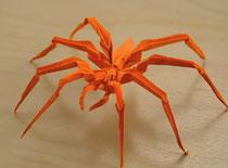 Jak zrobić pająka z papieru