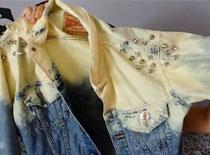 Jak można przerobić jeansową kurtkę