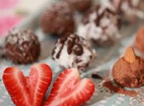 Jak zrobić czekoladki z rumem
