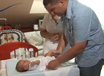 Jak pielęgnować noworodka #4 - Pieluszki tetrowe