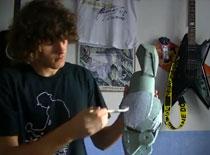 Jak zrobić zbroję z filmu Iron Man MK VI część 2