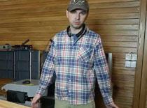 Jak zrobić stojak warsztatowy na płytę, drewno, itp. (cz.1)