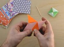 Jak zrobić bączka z papieru