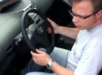 Jak przygotować Toyotę do jazdy - egzamin i zmiany po 19.01.2013