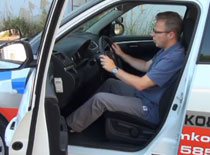 Jak przygotować Suzuki do jazdy - egzamin i zmiany po 19.01.2013
