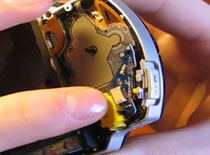Jak wymienić uszkodzony włącznik power w PSP