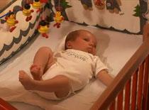 Jak pielęgnować noworodka #7 - Sen dziecka