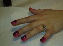 Jak malować paznokcie - cieniowanie