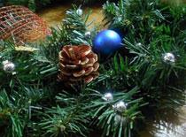 Jak zrobić/odnowić stroik Bożonarodzeniowy na drzwi