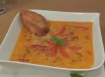 Jak zrobić zupę paprykową na ostro