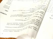 Jak postępować z zalaną książką