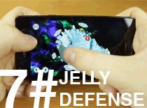 Jak grać w Jelly Defense - najlepsza gra na Androida
