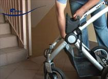Jak pielęgnować noworodka #9 - Fotelik i wózek