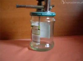 Jak zrobić palnik lutlampę (Koncepcja)