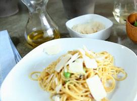 Jak zrobić włoskie spaghetti Carbonara