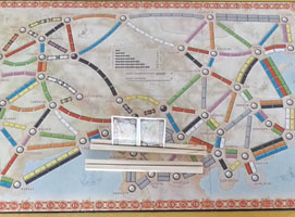 Jak grać w Ticket to Ride: Asia