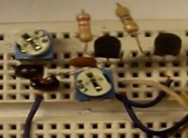 Jak zrobić diodę migającą w rytm muzyki na płytce stykowej
