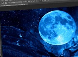 Jak stworzyć jezioro fantasy w Photoshopie